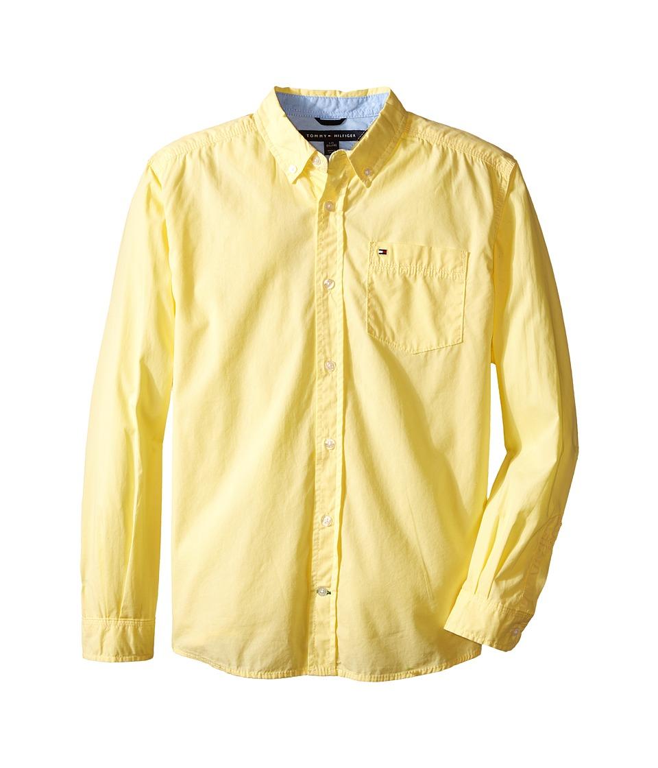 Tommy Hilfiger Kids - Classic L/S Woven Shirt