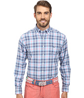 Vineyard Vines - Deep Sea Madras Tucker Shirt
