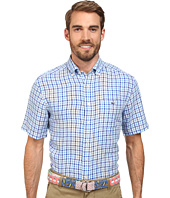Vineyard Vines - Beach Bar Check S/S Tucker Shirt