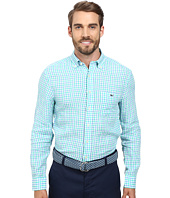 Vineyard Vines - Beach Bar Check Linen Tucker