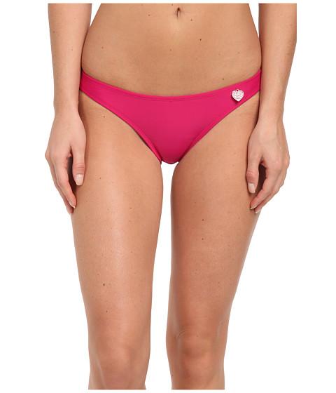 Body Glove Smoothies Basic Bikini Bottom (Azalea) Women's Swimwear