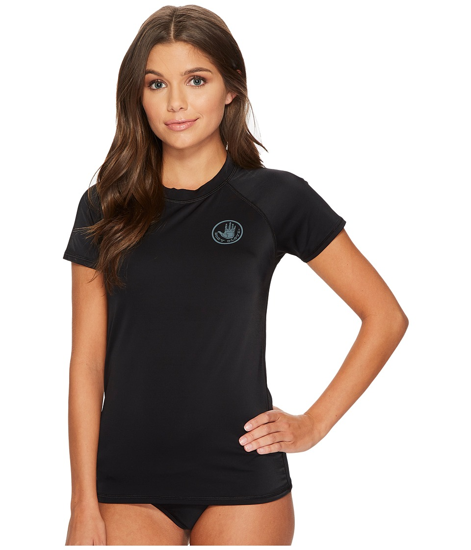 Body Glove - Smoothies In Motion Rashguard (Black) Women's Swimwear