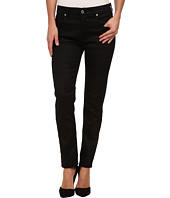 7 For All Mankind - Relaxed Skinny in Slick Black