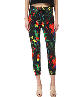 LOVE Moschino - Tropical Print Casual Pant