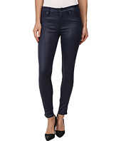 7 For All Mankind - Ankle Knee Seam Skinny w/ Contour Waistband in Deep Navy