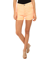 LOVE Moschino - Colored Denim High-Waisted Shorts