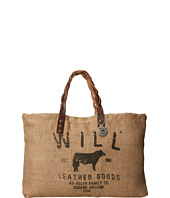Will Leather Goods - Coffee Sacks Tote