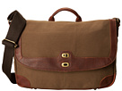 Will Leather Goods Dennis Messenger (Tabacco/Cognac)