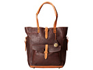 Will Leather Goods Ashland Tote (Brown)