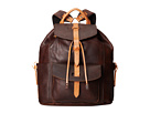 Will Leather Goods Rainier Backpack (Brown)