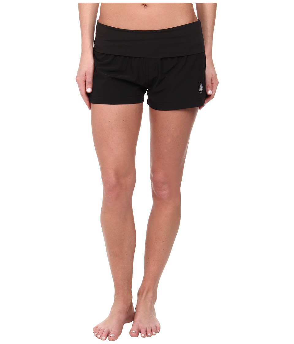 Body Glove Seaside Vapor Boardshort (Black) Women