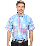 Vineyard Vines - Lure Plaid S/S Tucker Shirt