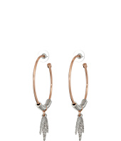 Vince Camuto - Silver Springs Hoop Earrings