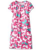 Hatley Kids - Graphic Butterflies Drop Waist Dress (Toddler/Little Kids/Big Kids)