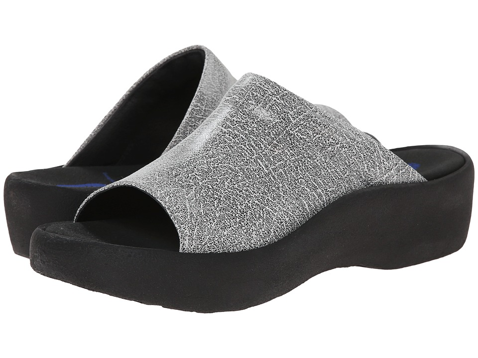 Wolky Nassau White Womens Sandals