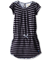 Hatley Kids - Nautical Stripes Petal Sleeve Dress (Toddler/Little Kids/Big Kids)
