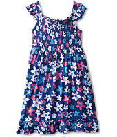 Hatley Kids - Summer Garden Smocked Dress (Toddler/Little Kids/Big Kids)