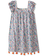 Hatley Kids - Botanical Flowers Flutter Sleeve Dress (Toddler/Little Kids/Big Kids)