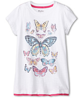Hatley Kids - Botanical Butterflies Graphic Tee (Toddler/Little Kids/Big Kids)