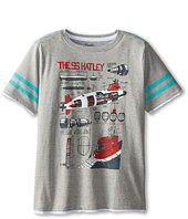 Hatley Kids - Submarines Graphic Tee (Toddler/Little Kids/Big Kids)
