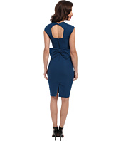 Stop Staring! - Love Sweetheart Neckline Dress w/ Bow Back Detail