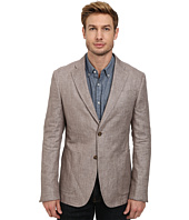 Report Collection - Linen Cotton Two Button Sport Jacket