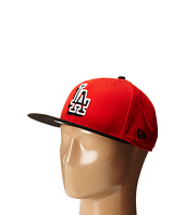 New Era - Neon Logo Redux Los Angeles Dodgers Red/Black