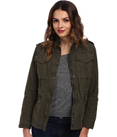 Levi's® - Washed Cotton Four-Pocket Fashion Field Jacket