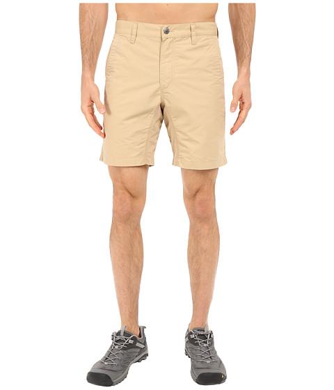 Mountain Khakis Slim Fit Poplin Short - Khaki