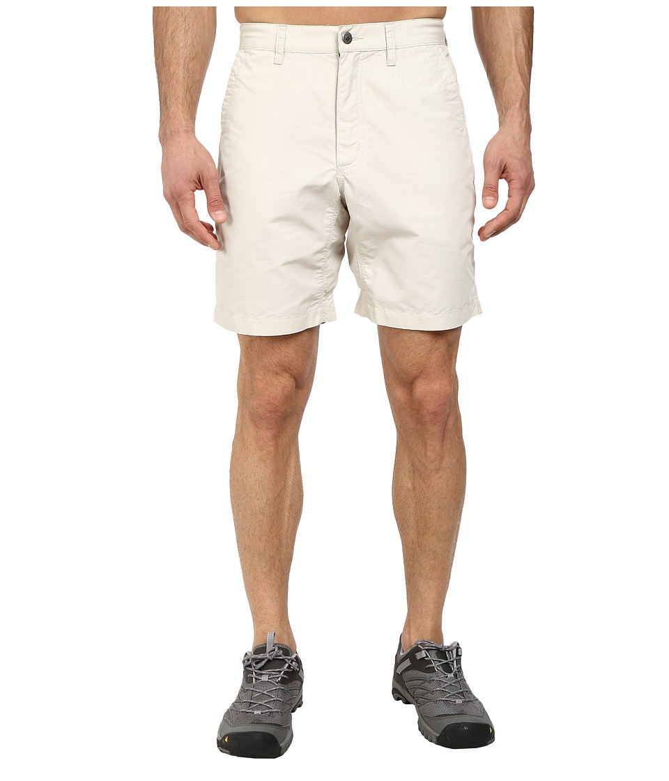 Mountain Khakis - Poplin Short (Oatmeal) Mens Shorts