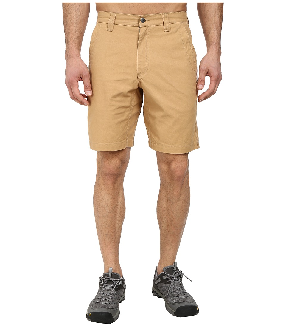 Mountain Khakis - Alpine Utility Short (Yellowstone) Mens Shorts