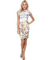 Ted Baker - Pancha Window Blossom Fitted Dress