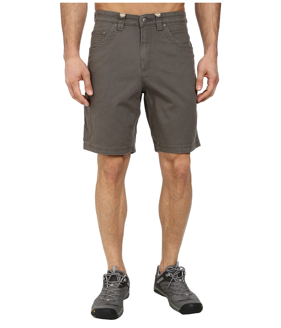 Mountain Khakis - Camber 107 Short (Terra) Mens Shorts