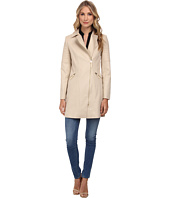Ted Baker - Faluk Quilted Sleeve Zip Coat