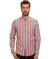 Ben Sherman - L/S Marl Candy Stripe