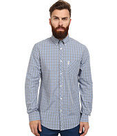 Ben Sherman - Long Sleeve Mini Check Pop