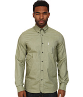 Ben Sherman - Long Sleeve Oxford Button Trim