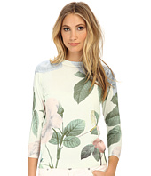 Ted Baker - Naldine Pastel Floral Easy Sweater