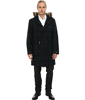 Ben Sherman - Check Wool Parka