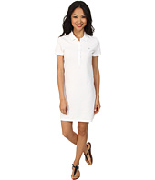 Lacoste - Short Sleeve Classic Pique Polo Dress