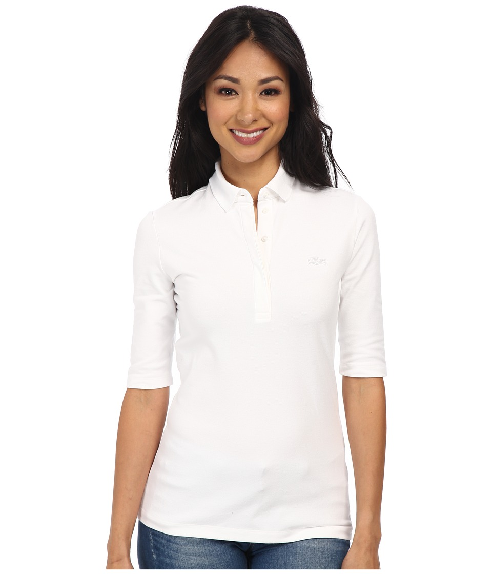 82bd68cd UPC 888464291680 product image for Lacoste - Half Sleeve Slim Fit Stretch  Pique Polo Shirt ...