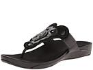 Aetrex - Candace Thong Sandal (Black)