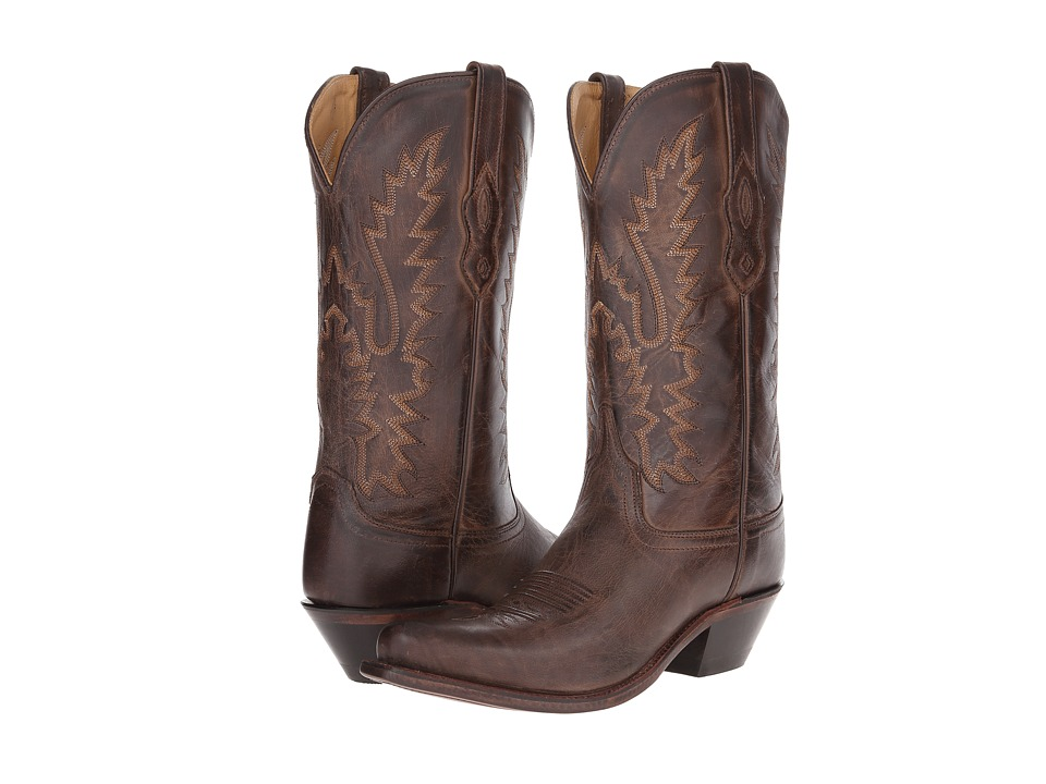Old West Boots - LF1534 (Brown Canyon) Cowboy Boots