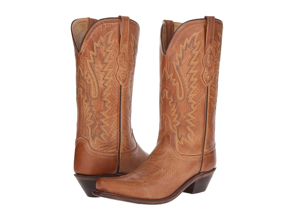 Old West Boots LF1529 (Tan Canyon) Cowboy Boots