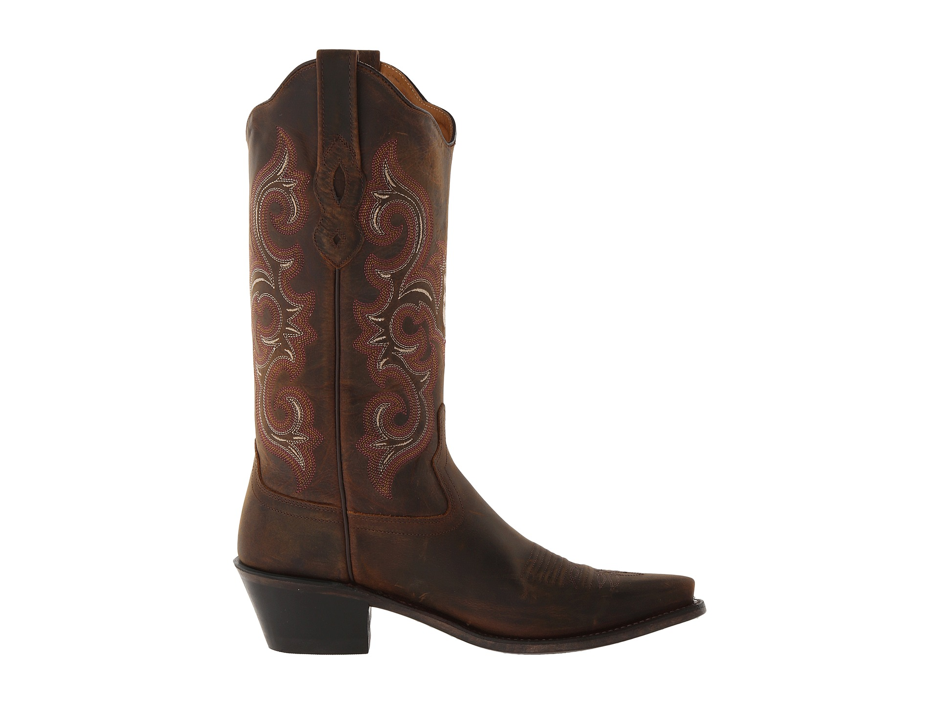 west boots lf1580 brown zappos free