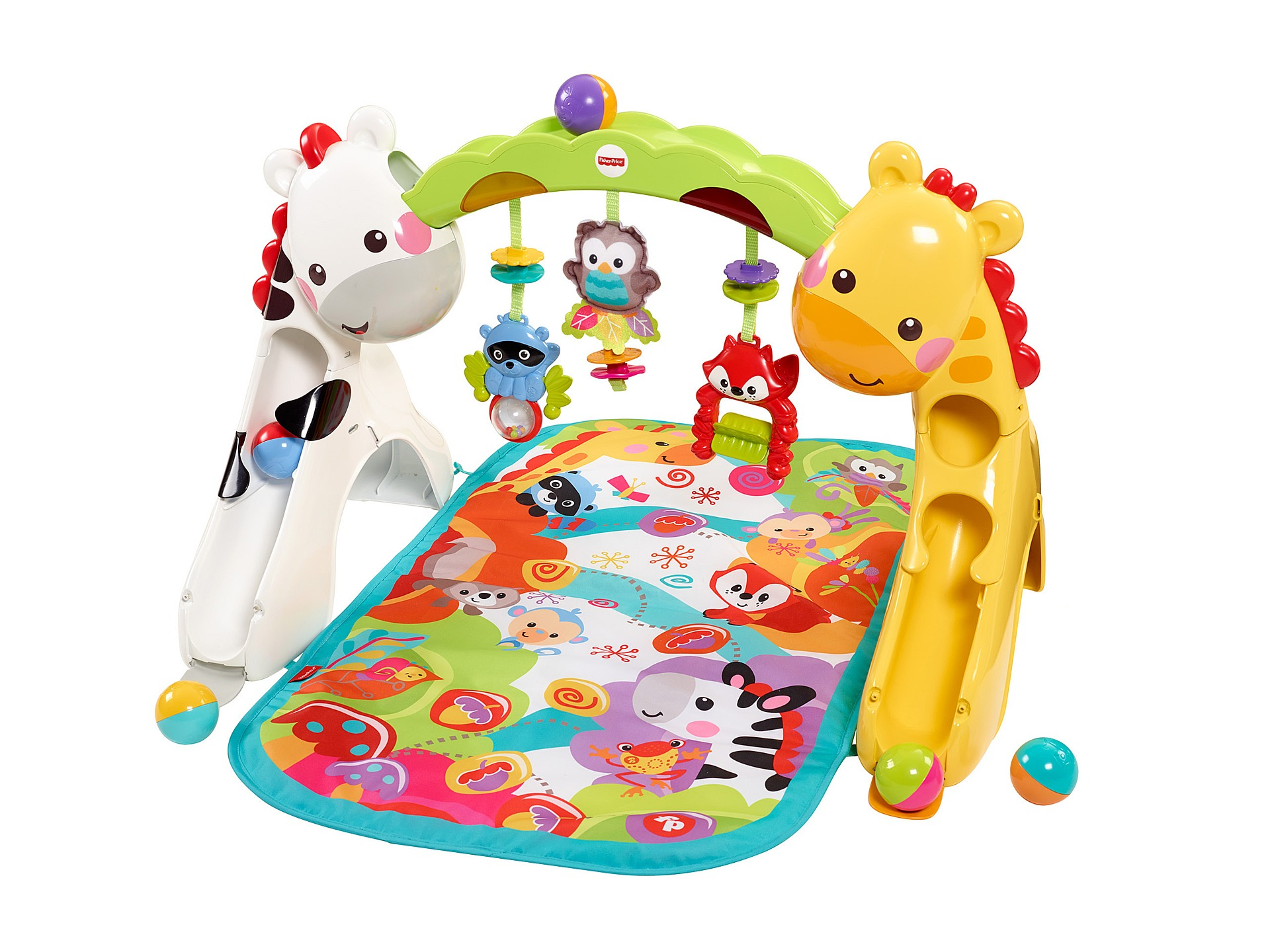 Fisher Price Newborn To Toddler Play Gym 3 In 1 Zappos