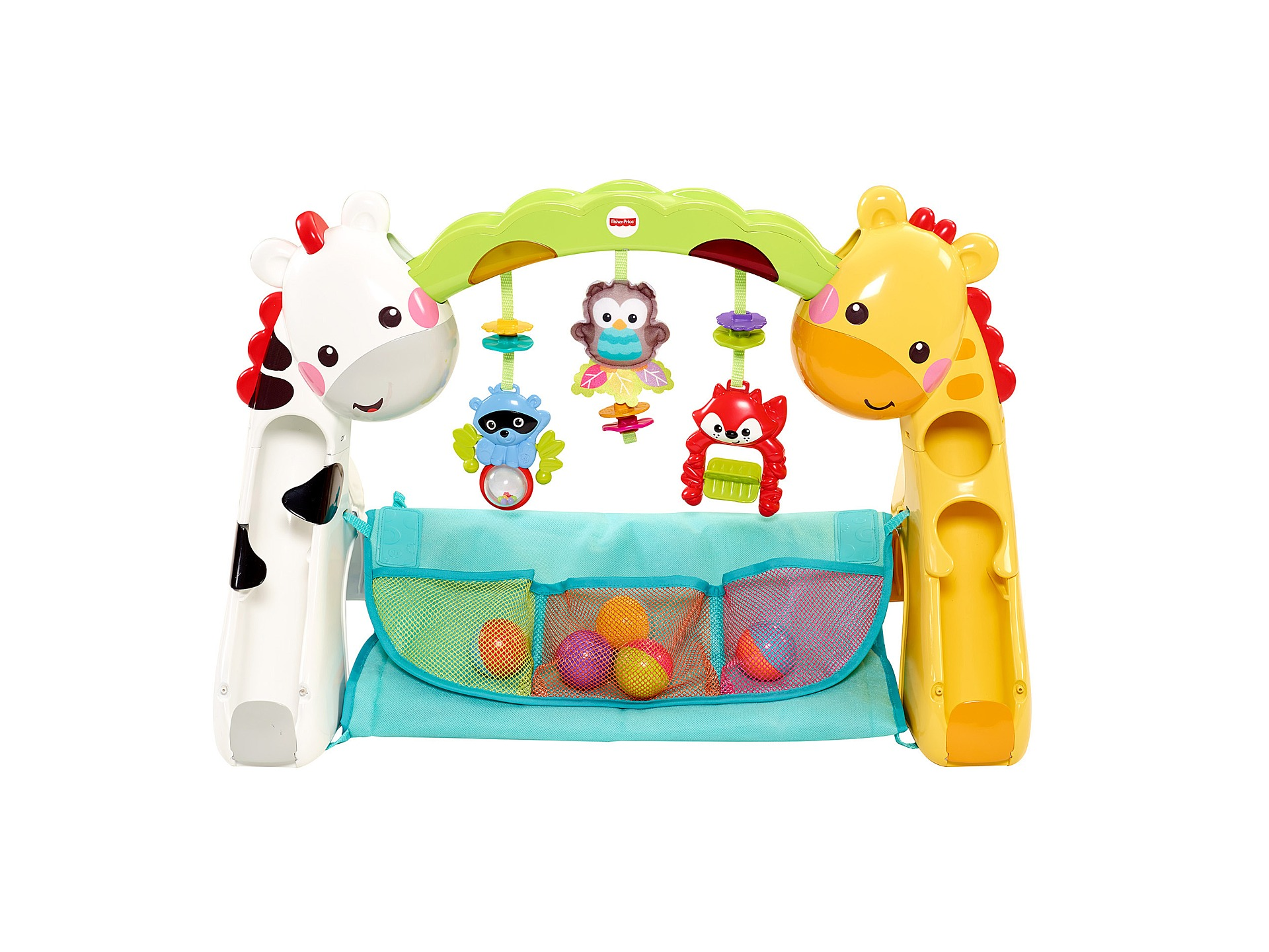 Fisher Price Newborn To Toddler Play Gym 3 In 1