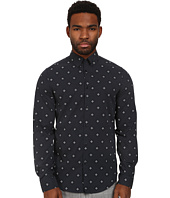 Ben Sherman - Long Sleeve Mosaic Geo