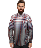 Ben Sherman - Long Sleeve Engineered Check Stripe