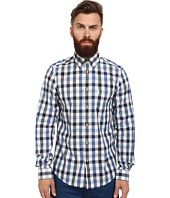 Ben Sherman - Long Sleeve Space Dye Gingham